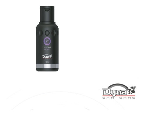 Car Care Dyna Silicone Em Gel 120ml