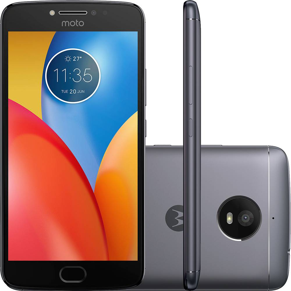 6422fba95 Smartphone Motorola Moto E4 Plus Dual Chip Android 7.1.1 Nougat Tela ...