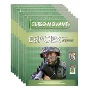 Conjunto Completo de Apostila - Escola Preparatório de Cadetes do Exército - EsPCEx