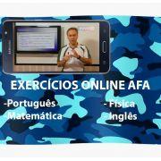 Exercícios em vídeo AFA