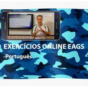Exercícios em vídeo EAGS