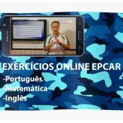 Exercícios em vídeo EPCAR