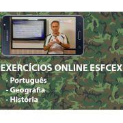 Exercícios em vídeo EsFCEx