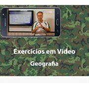 Exercícios em vídeo Geografia