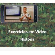 Exercícios em vídeo História