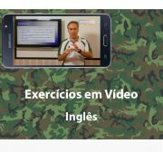 Exercícios em vídeo Inglês