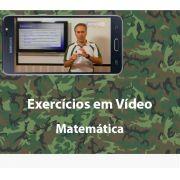 Exercícios em vídeo Matemática