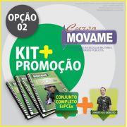 Kit 02 Conjunto EsPCEx