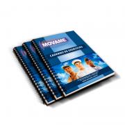-Kit Caderno de Exercícios