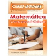 Apostila Matemática Concurso Público