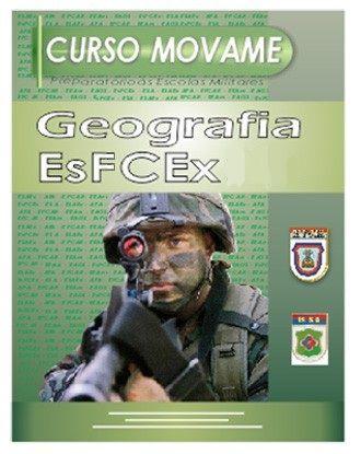 Apostila Geografia - EsFCEx  - MOVAME CURSOS EDUCACIONAIS