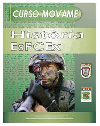 Apostila História EsFCEx  - MOVAME CURSOS EDUCACIONAIS