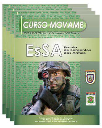 Apostila Inglês EsSA  - MOVAME CURSOS EDUCACIONAIS