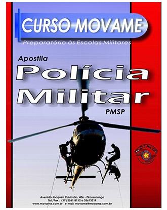 Apostila PM  - MOVAME CURSOS EDUCACIONAIS