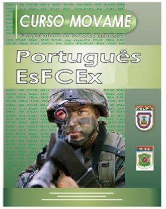 Apostila Português EsFCEx  - MOVAME CURSOS EDUCACIONAIS