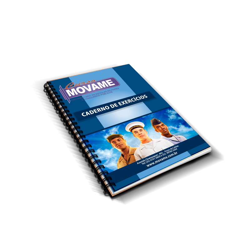 Caderno de Exercícios Volume II  - MOVAME CURSOS EDUCACIONAIS