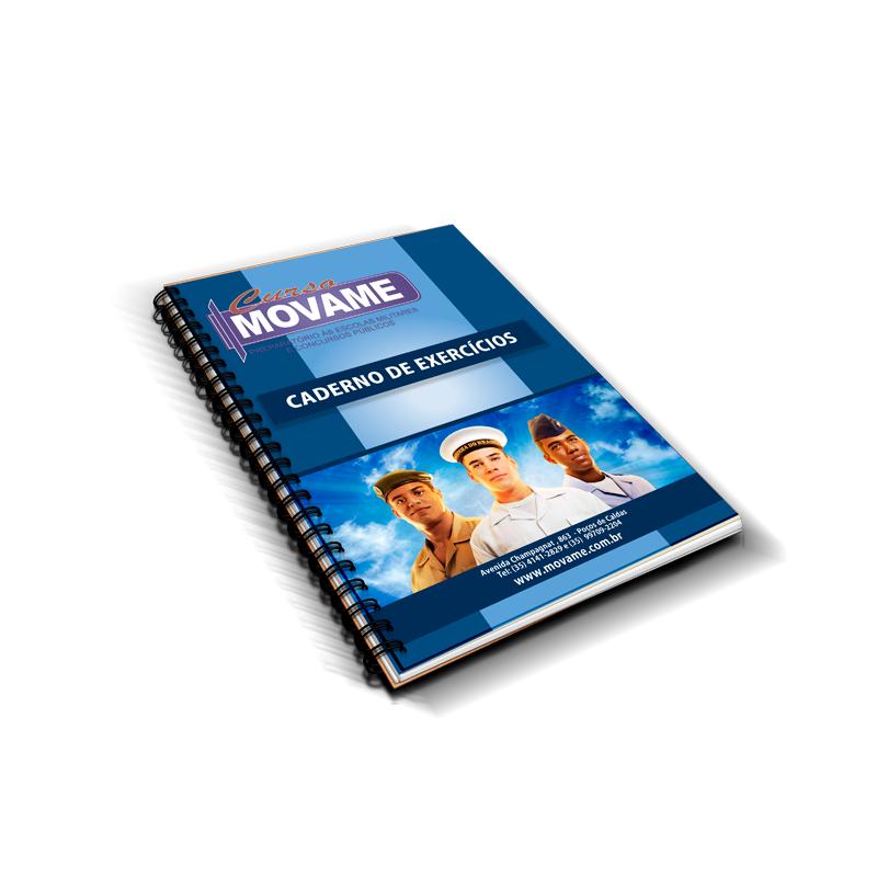 Caderno de Exercícios Volume III  - MOVAME CURSOS EDUCACIONAIS