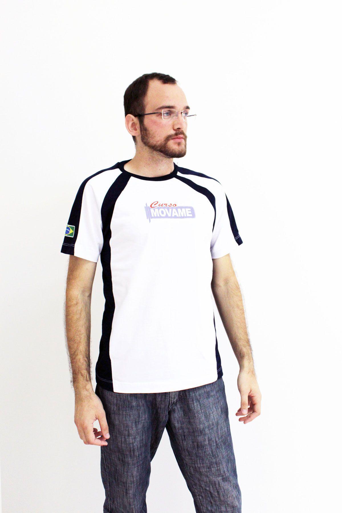 Camiseta Força Aérea  - MOVAME CURSOS EDUCACIONAIS