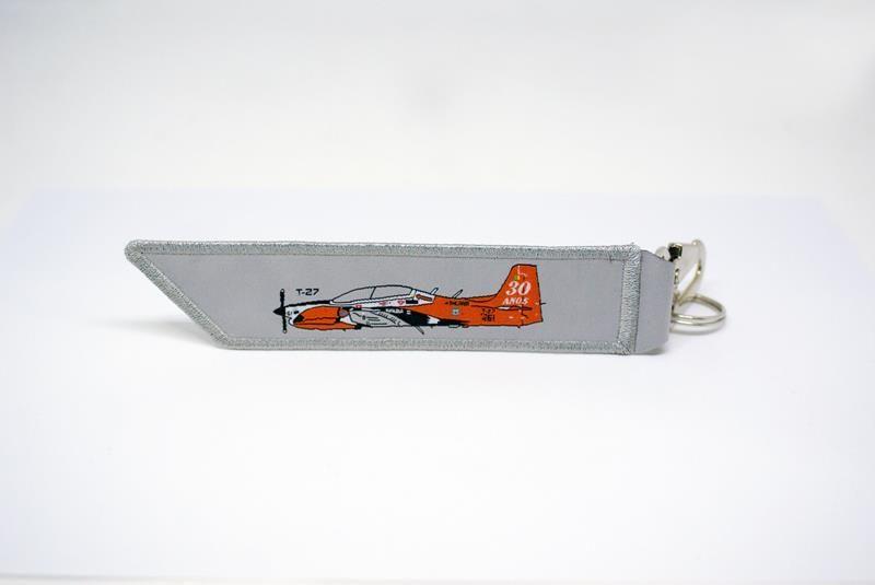 Chaveiro T-27 - Remove Before Flight  - MOVAME CURSOS EDUCACIONAIS
