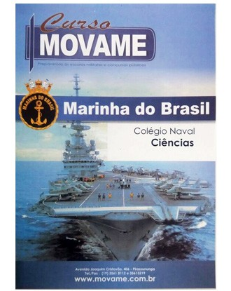 Apostila Ciências Colégio Naval  - MOVAME CURSOS EDUCACIONAIS
