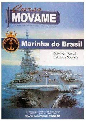 Ciências e Estudos Sociais Colégio Naval Movame  - MOVAME CURSOS EDUCACIONAIS