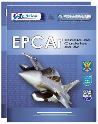 -Conjunto Completo de Apostila - Escola Preparatória Cadetes do Ar - EPCAr  - MOVAME CURSOS EDUCACIONAIS