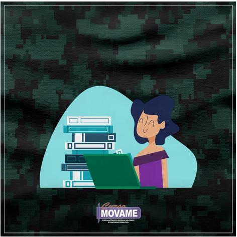Curso de Redação para Concursos Militares Movame  - MOVAME CURSOS EDUCACIONAIS