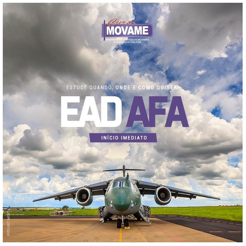 EAD  AFA Movame Completo  - MOVAME CURSOS EDUCACIONAIS