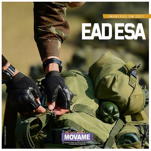 EAD ESA Completo Movame  - MOVAME CURSOS EDUCACIONAIS