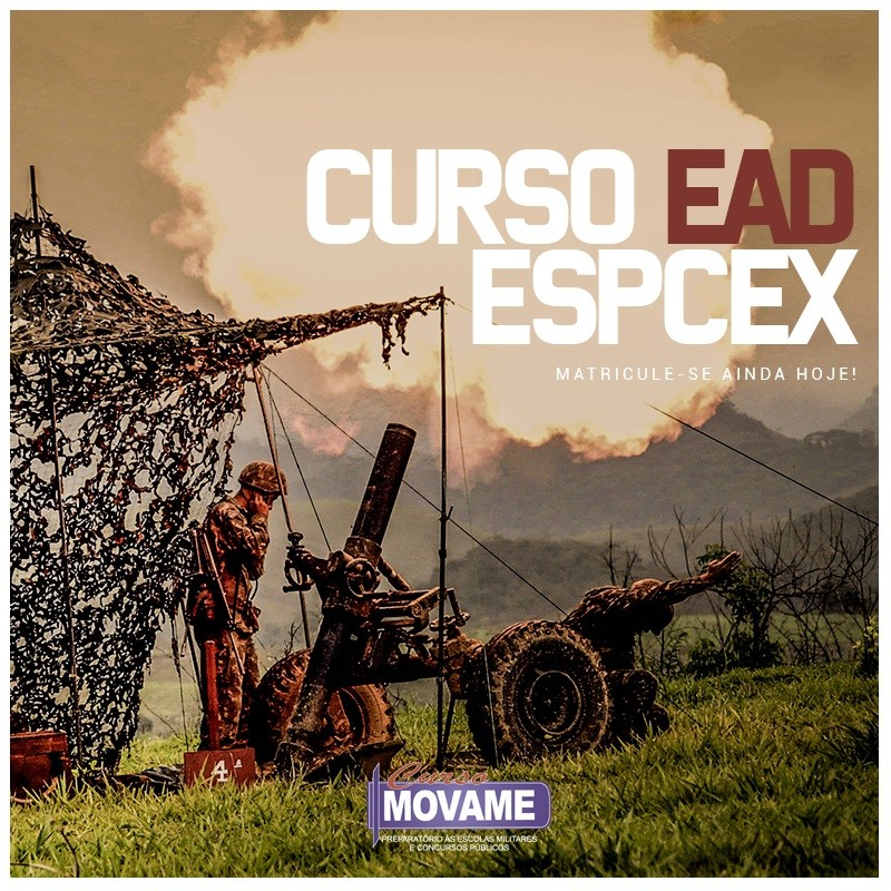 EAD EsPCEx Completo Movame  - MOVAME CURSOS EDUCACIONAIS