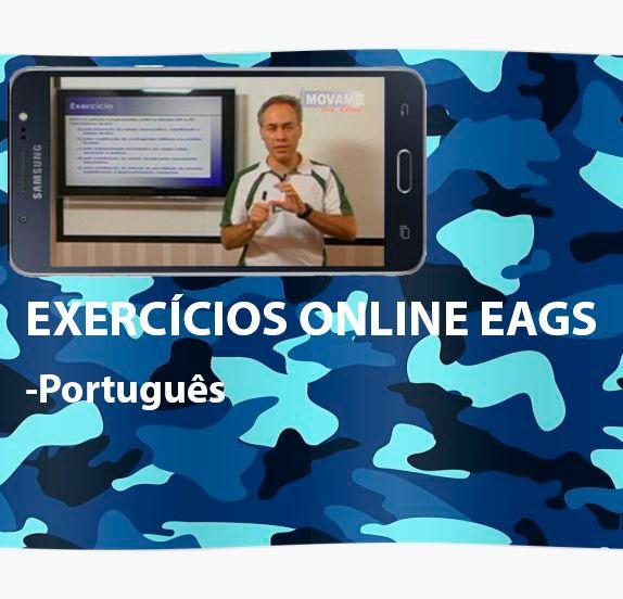 Exercícios em vídeo EAGS  - MOVAME CURSOS EDUCACIONAIS