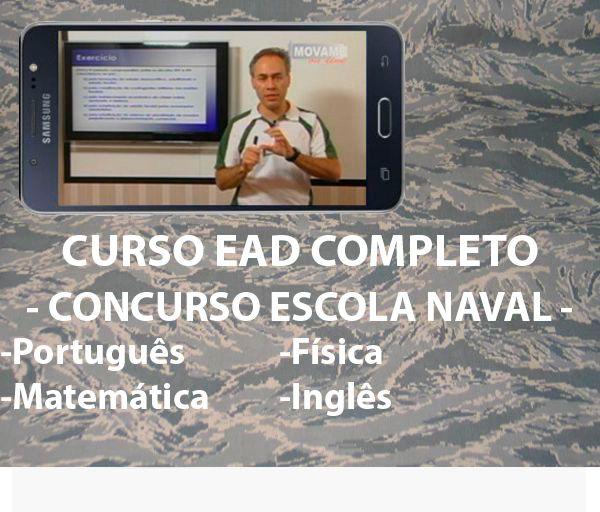 Exercícios em vídeo Escola Naval  - MOVAME CURSOS EDUCACIONAIS