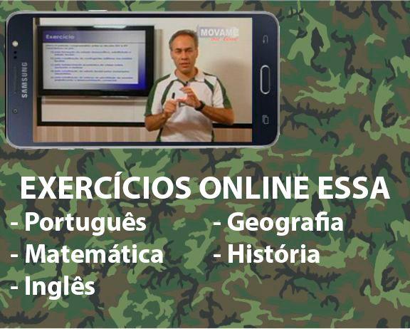 Exercícios em vídeo ESSA  - MOVAME CURSOS EDUCACIONAIS