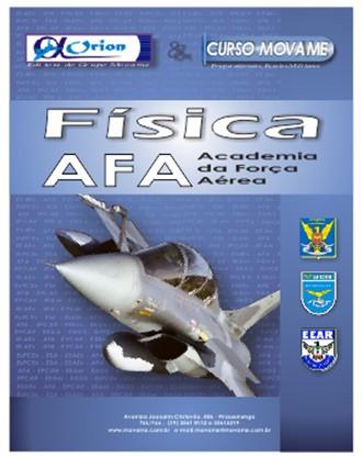Apostila Física Academia da Força Aérea AFA  - MOVAME CURSOS EDUCACIONAIS