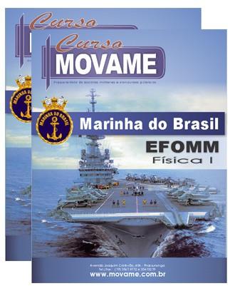 Apostila Física EFOMM  - MOVAME CURSOS EDUCACIONAIS