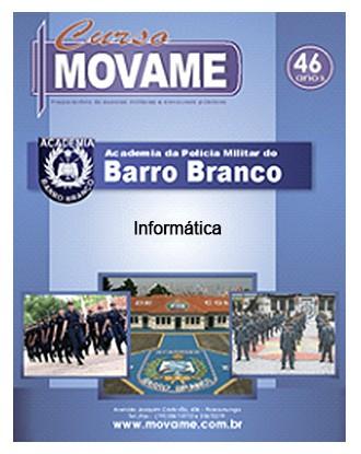 Apostila Informática Barro Branco - APMBB  - MOVAME CURSOS EDUCACIONAIS
