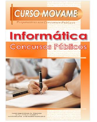 Apostila Informática Concurso Público  - MOVAME CURSOS EDUCACIONAIS