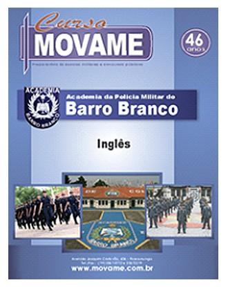 Apostila Inglês Barro Branco APMBB  - MOVAME CURSOS EDUCACIONAIS