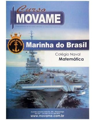 Apostila Matemática Colégio Naval   - MOVAME CURSOS EDUCACIONAIS
