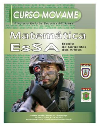 Apostila Matemática EsSA  - MOVAME CURSOS EDUCACIONAIS
