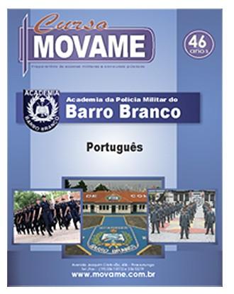 Apostila Português Barro Branco APMBB  - MOVAME CURSOS EDUCACIONAIS