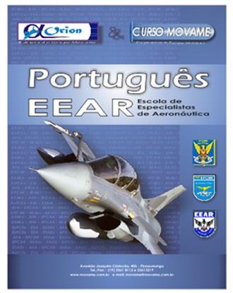Apostila Português EEAr  - MOVAME CURSOS EDUCACIONAIS