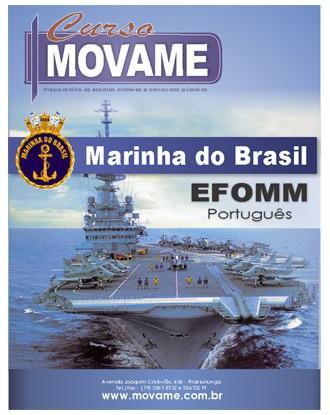 Apostila Português EFOMM  - MOVAME CURSOS EDUCACIONAIS