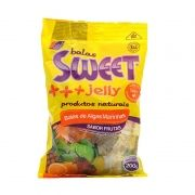 Balas de Algas Marinhas Sabor Frutas 200g - Sweet Jelly