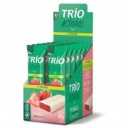Barra de Cereal Activios Morango Display 300g - Trio