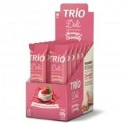Barra de Cereal Morango e Chantilly Display 300g - Trio
