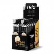 Barra de Cereal Zero Banana com Chocolate Display 240g - Trio