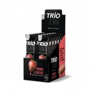 Barra de Cereal Zero Morango com Chocolate Display 240g - Trio