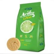 Biscoito de Limão Sem Glúten 100g - Aruba