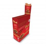 Chocolate Diet ao Leite Sem Adição de Açúcar 300g Display 25g x 12 - Diatt